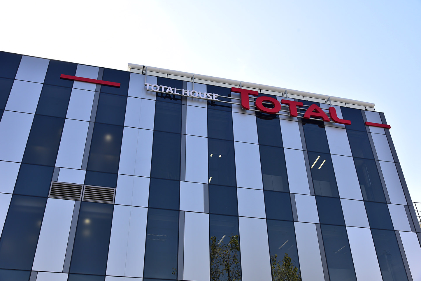 Client: Total South Africa | Project: Redevelopment of Head Office Building | Location: Rosebank, Johannesburg | Budget: R130 million